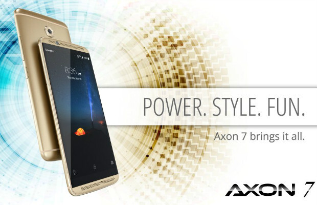 ZTE pushes important software update for the Axon 7, hints at working on Nougat build