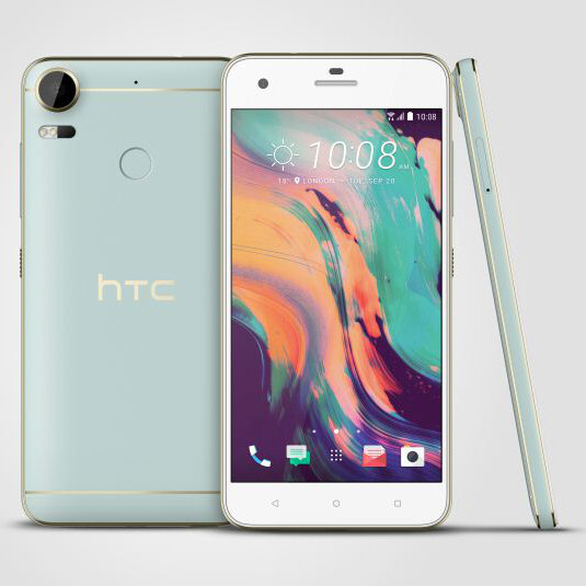 HTC Desire 10 Pro - HTC announces two Desire 10 phones: midrangers with a bold and unique style