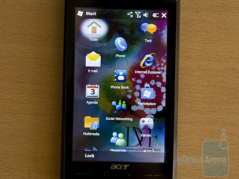 Hands-on with the Acer neoTouch S200