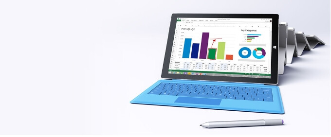 """Some Surface Pro 3 units refuse to charge, Microsoft is """"aware"""" of the problem"""