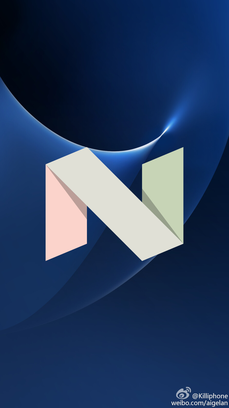 Screenshot of Android 7.0 Nougat on the Galaxy S7 edge - Galaxy S7 duo will get Grace UX, Always-on Display improvements with Android Nougat