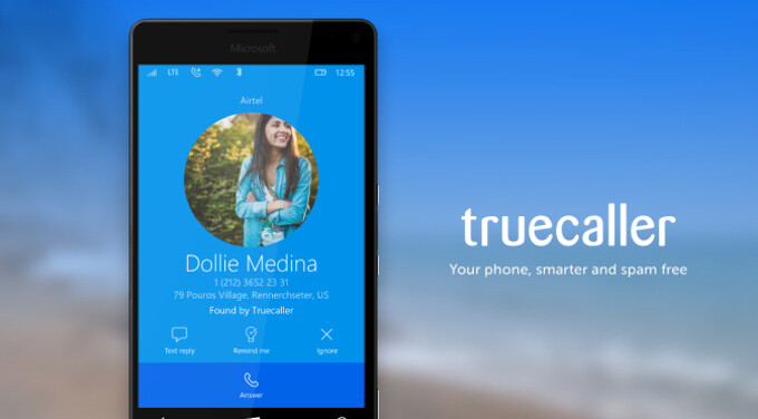 Truecaller for Windows 10 Mobile updated with improved Caller ID, more features