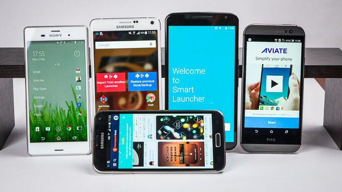 5 cool Android launchers and themes for you to try
