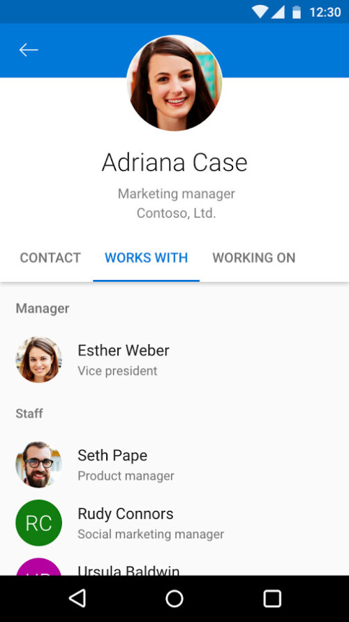 Microsoft releases beta version of SharePoint for Android