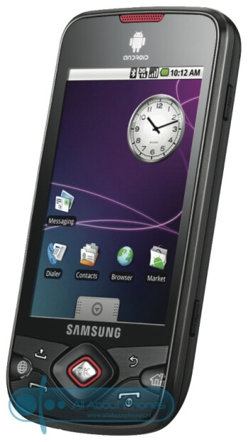 The Samsung Galaxy Lite I5700