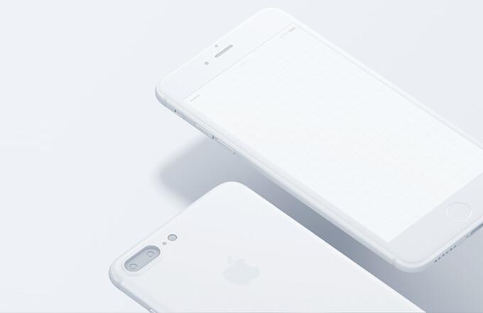 iPhone 7 Plus concept in matte white - Matte white iPhone 7 Plus concept offers a possible glimpse of the future