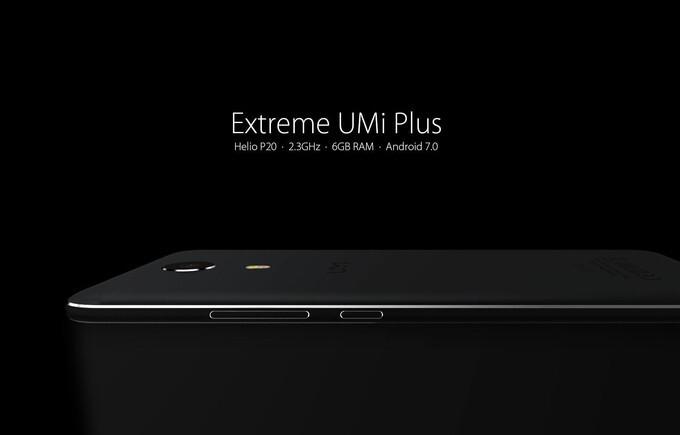 UMi Plus Extreme Edition looks set to include the Helio P20 - MediaTek unveils Helio P20, P25 and X30 mobile SoCs