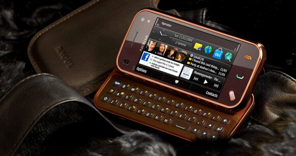 The Nokia N97 mini RAOUL – a limited edition handset for Singapore