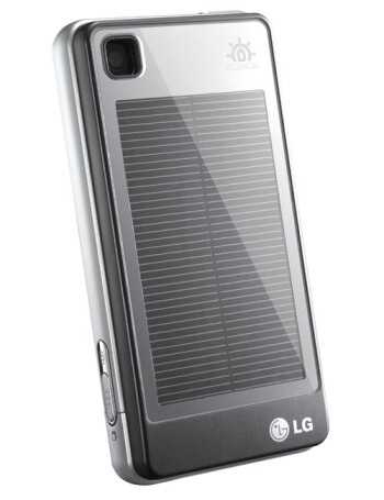 The LG Pop GD510 loves the Sun