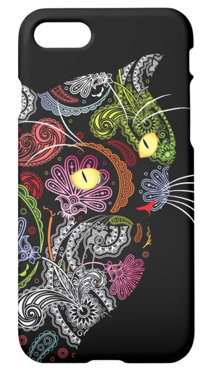 Some of the Zazzle cases for iPhone 7