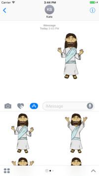 jesus-pose-stickers