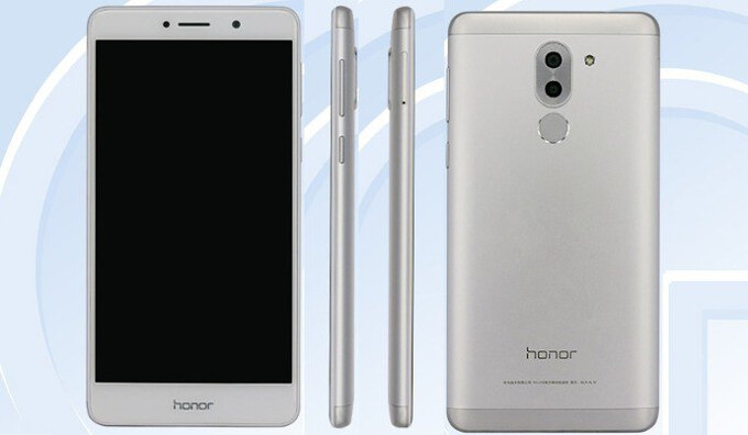 The honor 6X was recently spotted in China's TENAA certification system - honor 6X is coming; dual-camera, metallic device set to launch in October