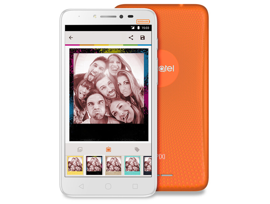 ... Pixi 4 Plus Power features a 5000 mAh battery, should be really cheap