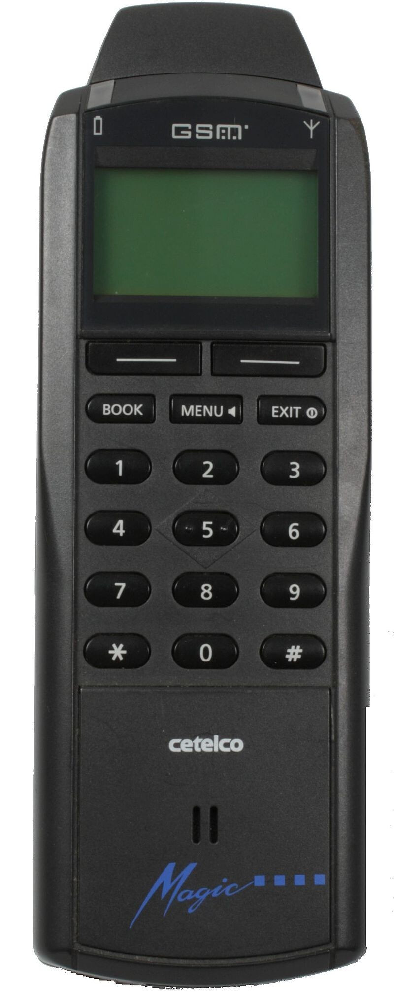 Hagenuk MT-2000 - Did you know: Nokia's Snake is not the world's first mobile game