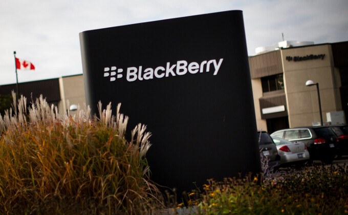 The Waterloo, Ontario-headquartered company may soon stop making hardware - John Chen says BlackBerry targets are being met despite potential hardware closure