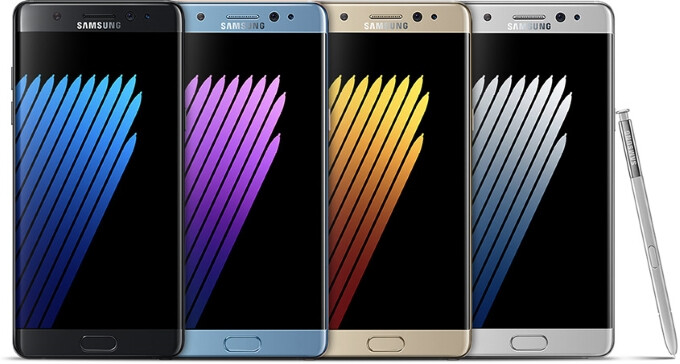 """Samsung is """"humbled"""" by loyal customers sticking with the Galaxy Note 7"""
