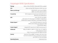 Snapdragon-600E