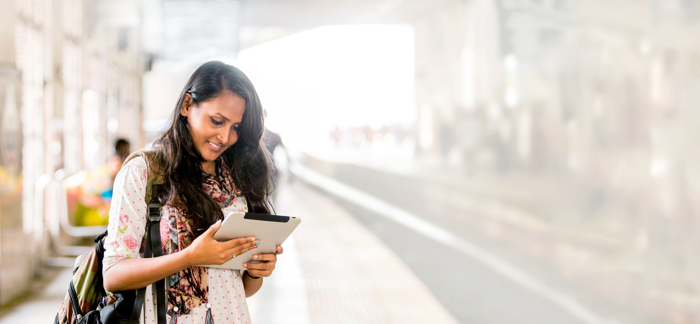 Google Stations provides Wi-Fi hotspots at 50 train stations