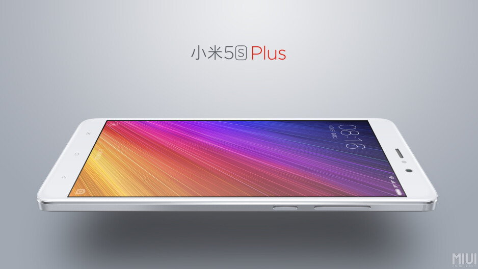 The Xiaomi Mi 5s Plus is the larger of the two new models with 5.7-inch, pressure-sensitive display - Xiaomi Mi 5s and 5s Plus generate 3 million registrations in 24 hours