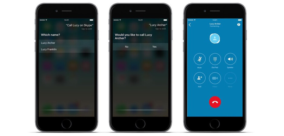 Microsoft updates Skype with exciting, new iOS 10 features