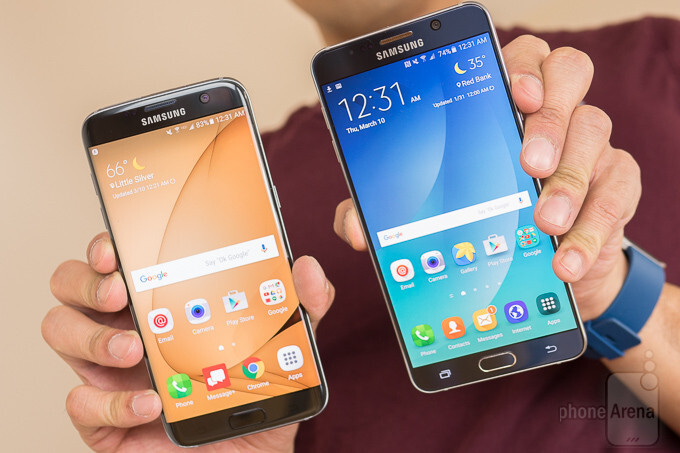 T-Mo has rolled out September's Android security patches to the S7 duo - T-Mobile pushes software update to Samsung Galaxy S7 and S7 edge
