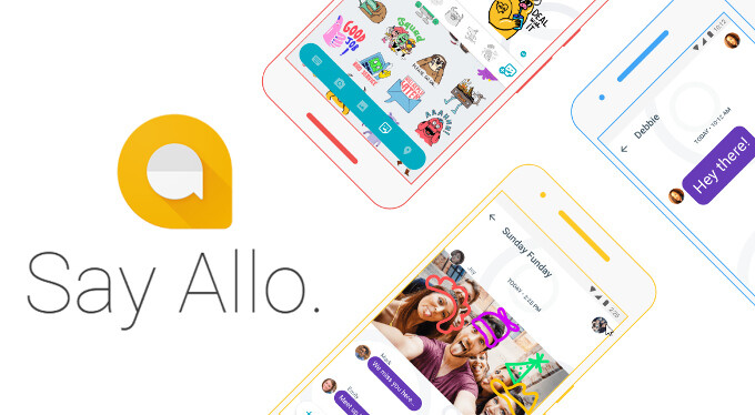 Google Allo has been installed more than five million times on Android devices - Google Allo passes 5 million downloads on Android