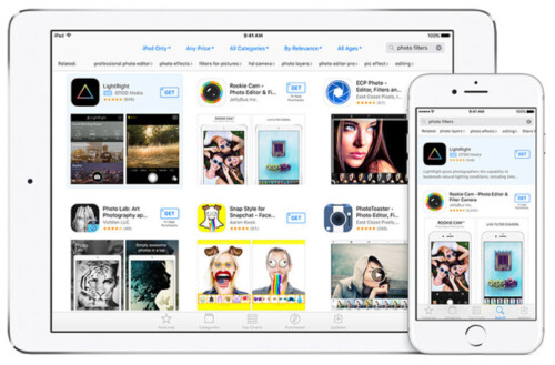 Apple launches Search Ads about a week early, seeds ...