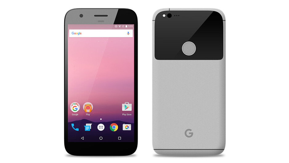 This is what the Google Pixel is expected to look like - Google Pixel and Pixel XL: preliminary specs review and comparison