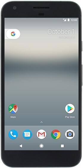 Pixel Launcher as seen on the Pixel XL