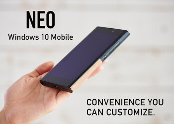 Improved version of NuAns Neo with Windows 10 Mobile to be announced soon
