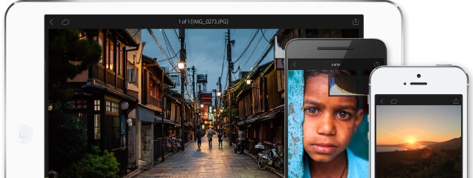 Adobe updates Photoshop Lightroom with iPhone 7 optimizations, wide color support