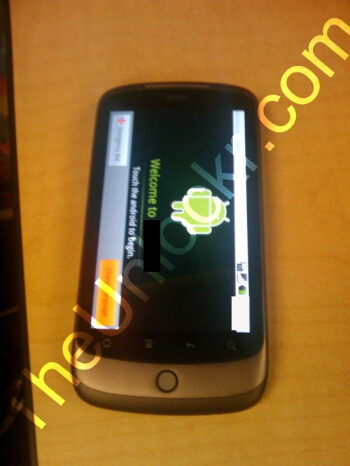 UPDATE: HTC Dragon gets snapped and found to be powered by a Snapdragon processor?