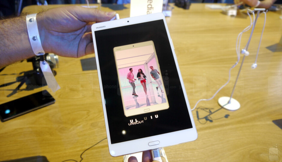 Huawei has confirmed that the new MediaPad M3 is coming to America - Huawei MediaPad M3 will be launched in the U.S.