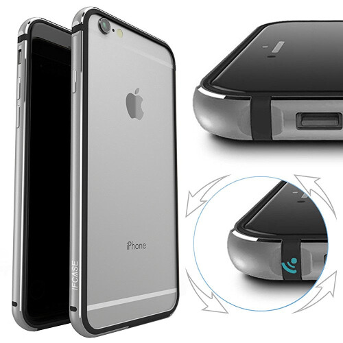 aluminium iphone 7 case