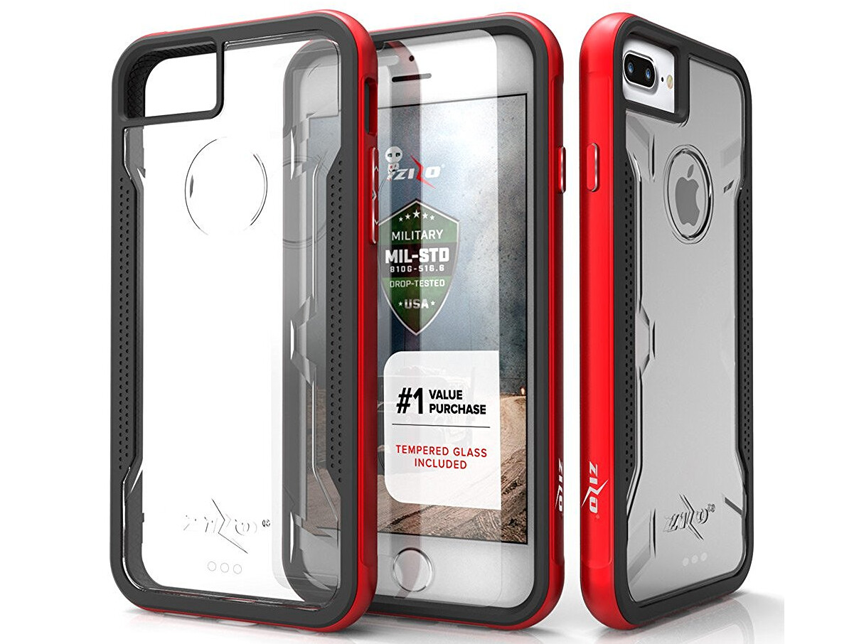 best metal cases for iphone 7 and iphone 7 plus. Black Bedroom Furniture Sets. Home Design Ideas