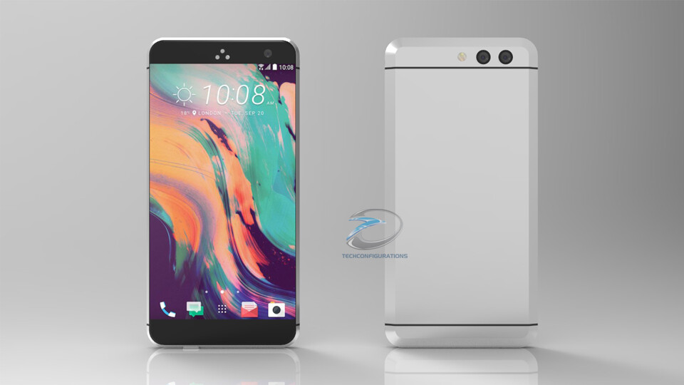upcoming htc bolt leaked with 5 5 inch screen and no. Black Bedroom Furniture Sets. Home Design Ideas