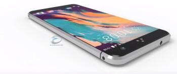 3D render of HTC's so-called 'Ocean' concept