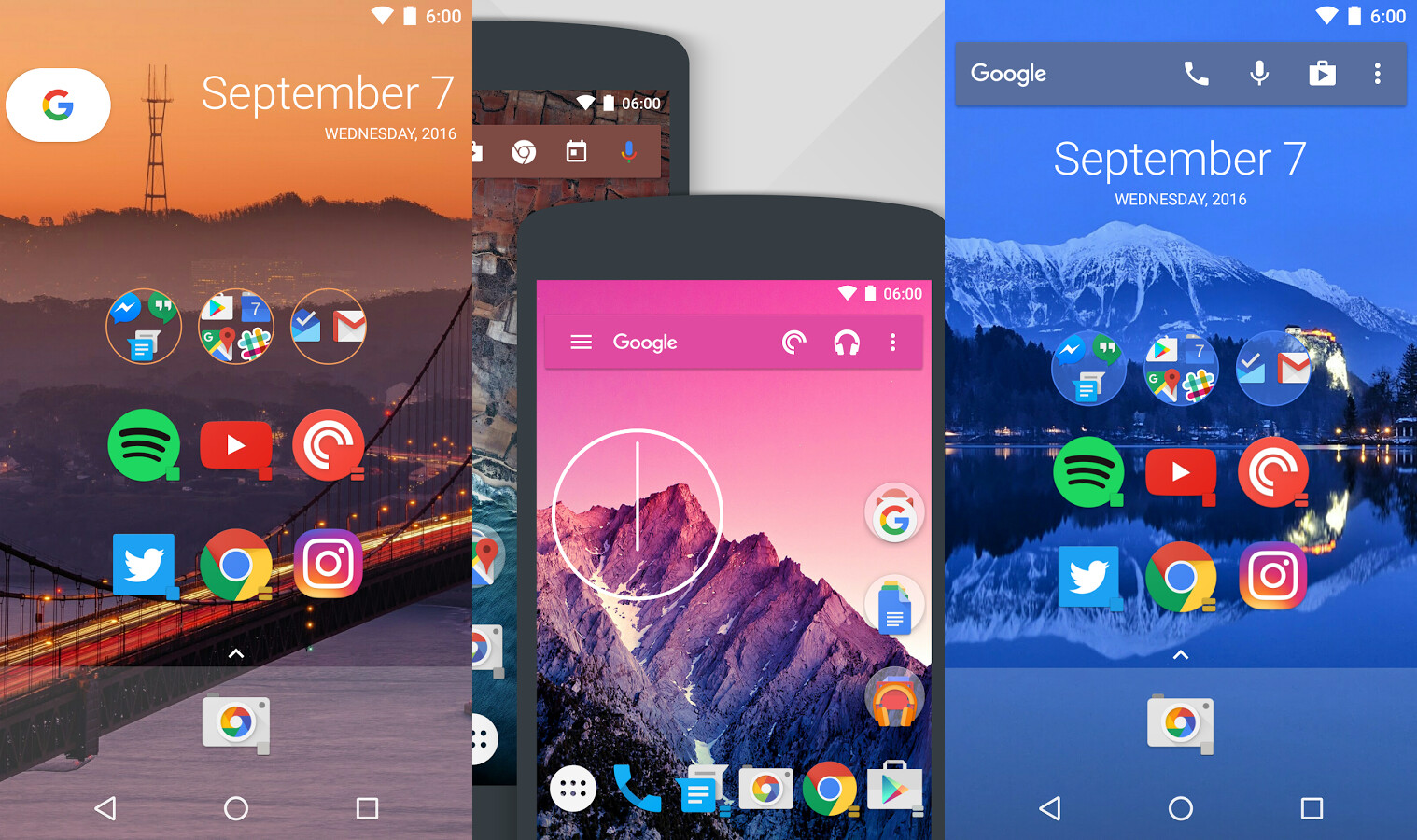 Pixel launcher para android 7.0