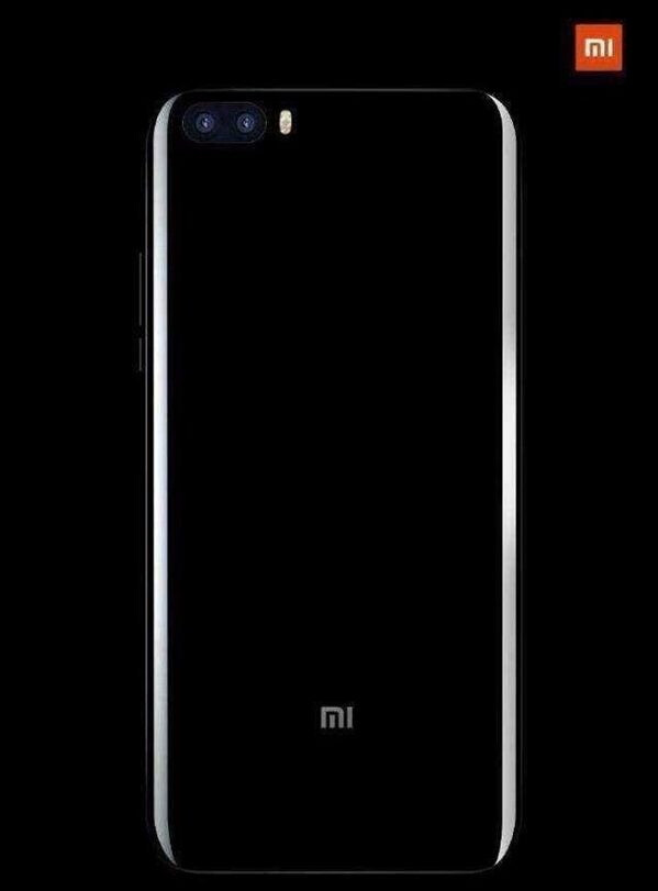 New Mi Note 2 teaser spotted on Weibo - Xiaomi Mi Note 2 teaser showcases dual rear camera setup