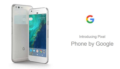 Carphone Warehouse posts listings for the Google Pixel and Google Pixel XL