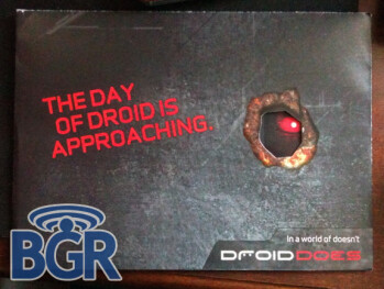 Motorola turns to snail mail to push Droid