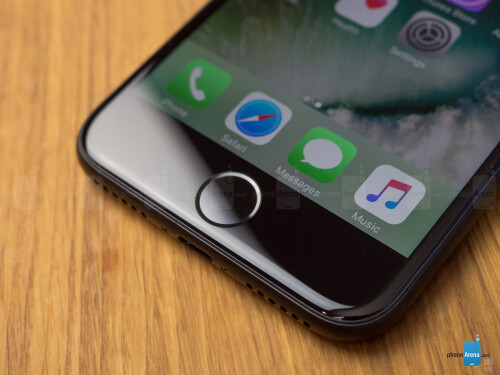 You will need to get used to the new home button