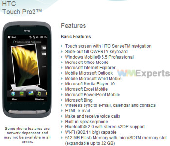 U.S. Cellular really getting its' hands on the HTC Touch Pro2?