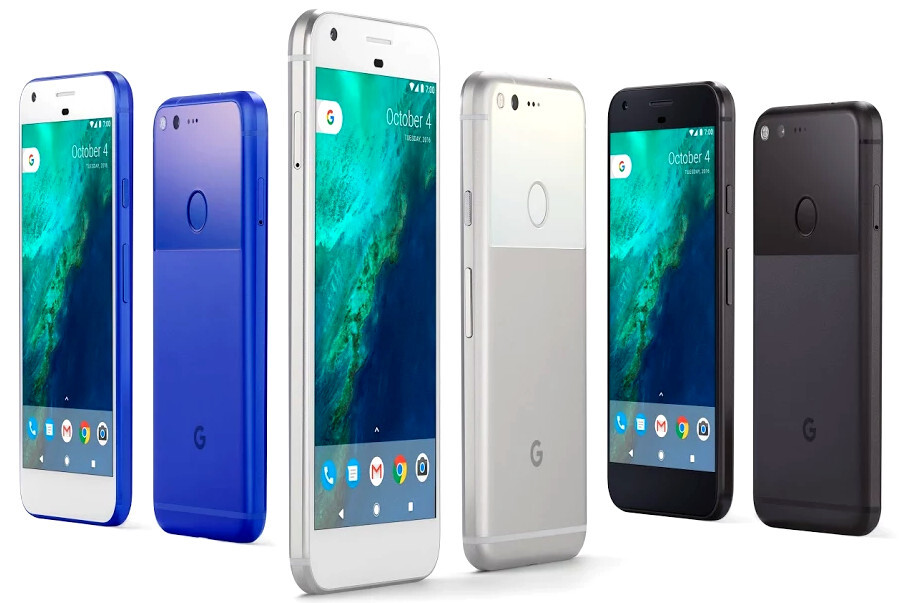 Google Pixel and Pixel XL price and release date