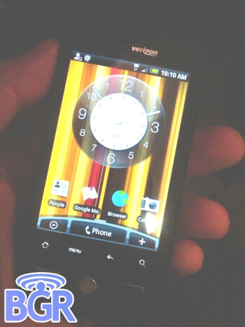 HTC Desire to follow the Motorola Droid for Verizon
