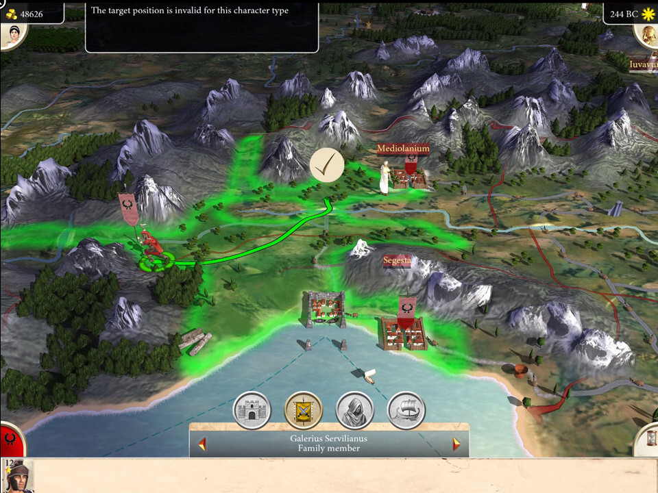 PC strategy smash hit Rome: Total War coming soon to iPad for $9 99