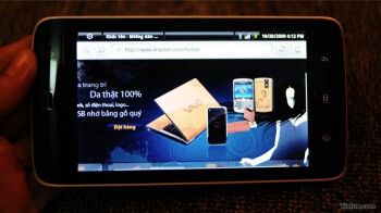 Dell Streak – a new Android-based device with 3G support