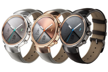 The Asus ZenWatch 3 will be landing in November for $229