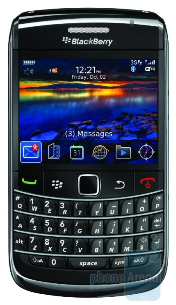 The BlackBerry Bold 9700 got announced by AT&T and T-Mobile