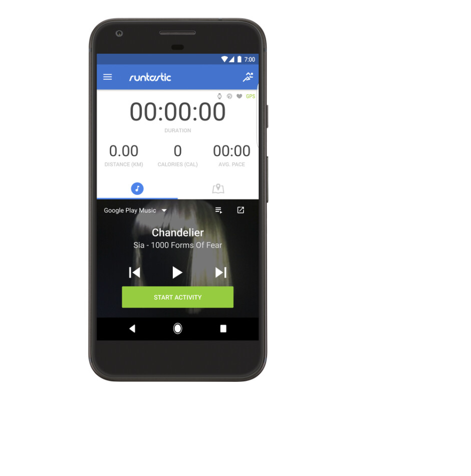 Runtastic app now has direct integration with Google Play Music